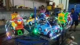 odong kereta bbc campuran mainan edukasi eskavator excavator mini TWB