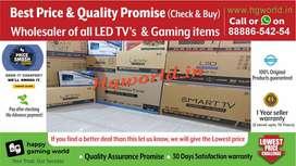 Brand New Led Tv Smart/4K Uhd All Size(UnbeatablePrice&QualityPromise)