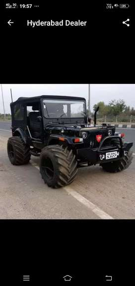 All Jeep modfid
