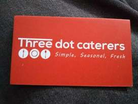 Three Dot Caterers and Event Planner