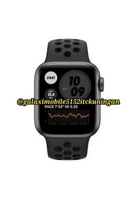 DiKredit Watch Series 6 S6 44mm Nike Gray GPS Sport Band Minat Japri