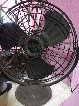 Old fan , alna , chair , tv stand , box, New Cooler, mixy , godrej