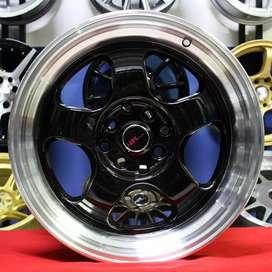 Jual velg Racing Ring 16 untuk mobil Brio, agya, sigra,avanza