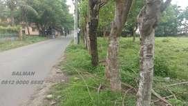 Tanah Kavling dijual di Tanjung Kait Mauk Tangerang PINGGIR JALAN Raya
