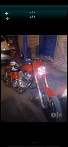 Royal enfield 1971 antique no pul8442 ludhiana ragistration