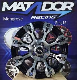 Matador Velg Mobil HSR Manado Mangrove Ring16