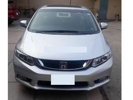 honda civic  vti oriel 2016 on easy installmeent in corporate
