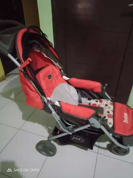 Stroller Pliko Boston