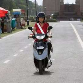 Scooty learn Driving Rs 800 to 1200