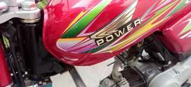 Good condition power bike 2020model for sale total jenion