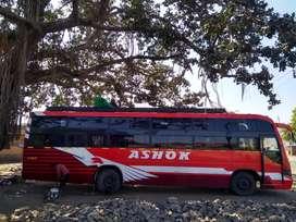 Ashok travels gwalior group buses