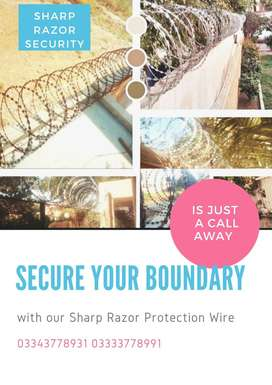 Razor Wire| Barbed Wire| Concertina| Protection Wire| Spike| Security