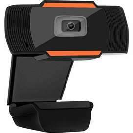 WEBCAM HD 720P WITH BUILT IN MIC, USB WEB CAMERA HD 720P WITH BUILT IN