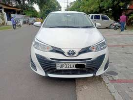 Toyota Yaris Ativ J, 2020, Petrol