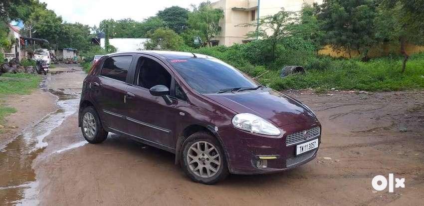 Fiat Punto Emotion 1.4, 2012, Diesel 0