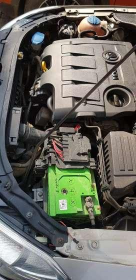 Skoda Rapid 2014 Diesel 79000 Km Driven.