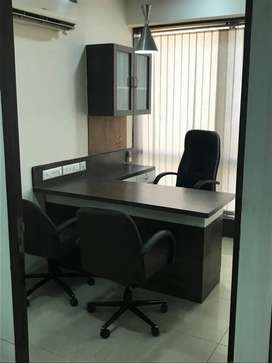 Full Furnished pre lease 800 sq feet office sale