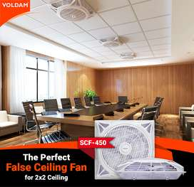 2×2 Hi-Speed Voldam Energy Saving False Ceiling Fan 18″