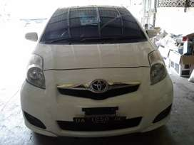 Toyota Yaris E 2011 Manual Istemewa