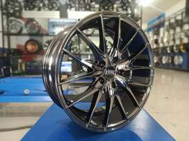 Velg pallas HSR ring 18 for civic accord xpander rush inova dll