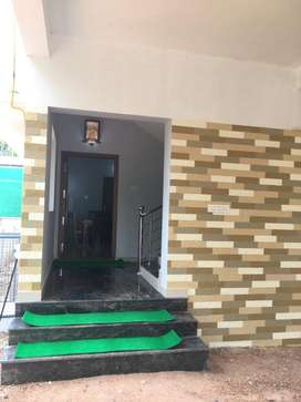 2 BHK fully furnished for rent on vallarpadam container road
