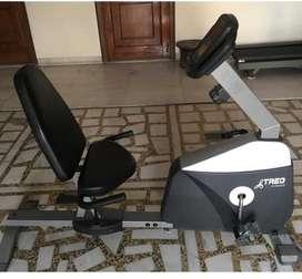gym cycle.