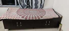 Wooden Diwaan for sale -Pune Amanora