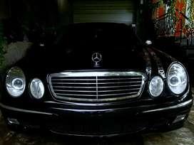 Mercedes-Benz w211 E 260 Elegance 2003 Sleman