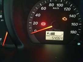 Toyota Rush S Silver Manual 2009 akhir istimewa km kecil tangan 1 ori