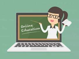 Only Female Candidates Are Required For Online Teaching
