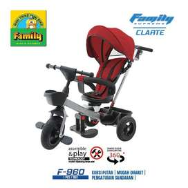 Family tricycle F960 Supreme