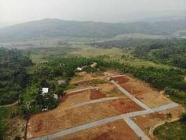 Tanah Kavling Bogor Pemandangan Pegunungan Cocok Buat Villa Rumah dll