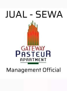 Sewa Bulanan/Tahunan Apartemen Gateway Pasteur 3 Bedrooms
