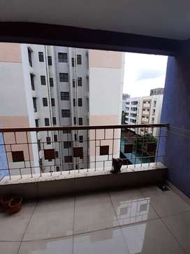 1Bhk Unfurnished Flat For Rent At Nanded City, Pune