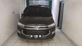 Toyota Kijang Innova 2.0 G M/T Abu - Abu KM : 3rb an
