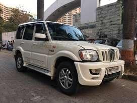 Mahindra Scorpio VLX 4WD Automatic MHawk, 2013, Diesel
