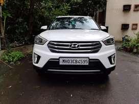 Hyundai Creta sx plus option 2016