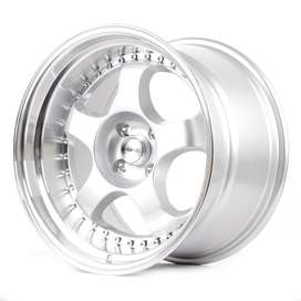 brisket rims 17x9/10 hole 4x100 hsr wheel