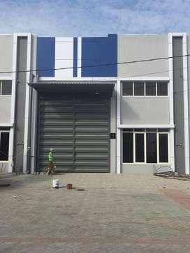 Pergudangan Central Industrial Park Sidoarjo bukan Margomulyo Surabaya