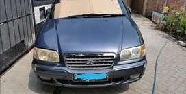 Hyundai Trajet Matic 2000cc