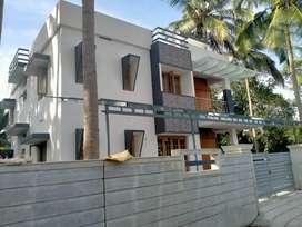 thrissur kuttemuke 8 cent 4 bhk new fresh villa