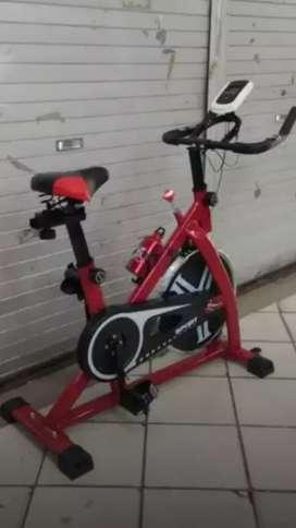 Harga murah brg baru spining bike 100kg