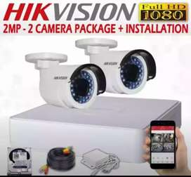 Hikvision - Kamera CCTV Termurah