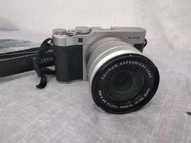 Dijual: Mirrorless Fujifilm X-A3 masih bisa nego kok...