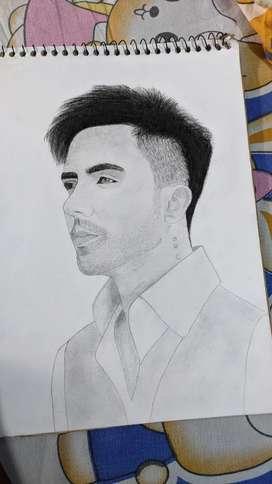 Hardy Sandhu sketch