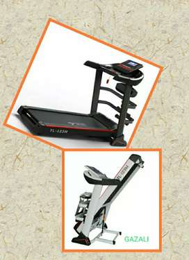 New Treadmill Auto Incline TL 123M