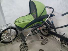 Imported pram for babies