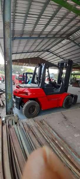 Forklift toyota 5ton