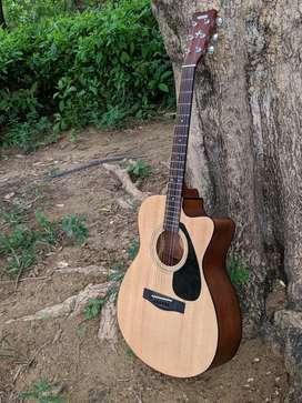New Yamaha fs100c guitar