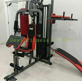 Alat Fitness / olahraga -  Homegym 3 sisi tl 0 7 7